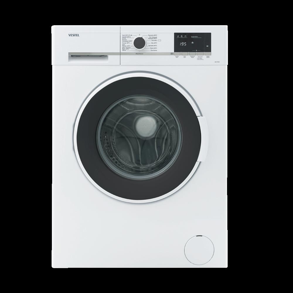 Vestel CMI 7610 Çamaşır Makinesi