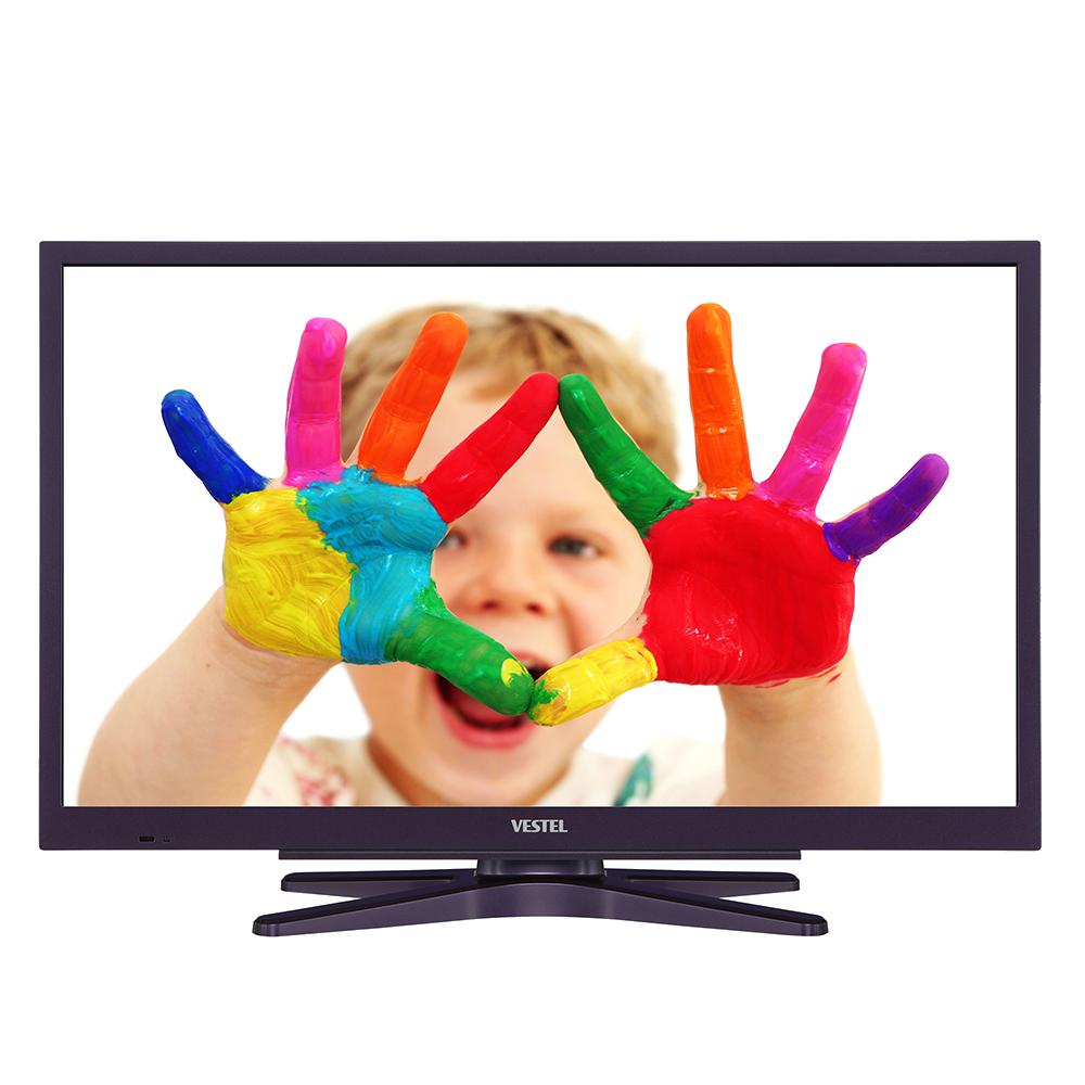 VESTEL 22  22F8500L Full HD TV Lila Televizyon