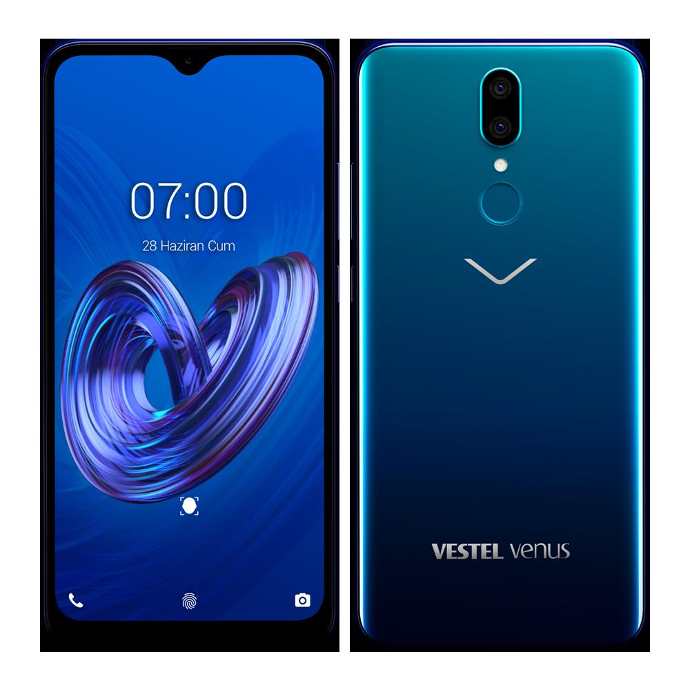 Vestel Venus V7 Gece Mavisi Cep Telefonu
