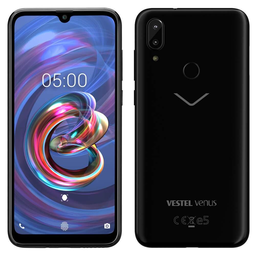Vestel Venus e5 İnci Siyahı Cep Telefonu