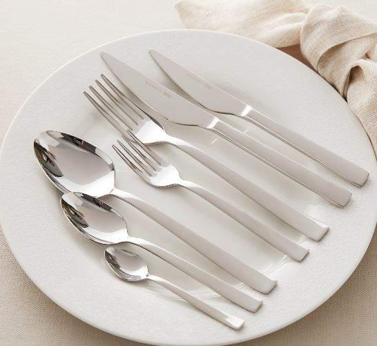 Karaca Hazel Elegance 12 Kişilik 84 Parça Çatal Kaşık Bıçak Seti