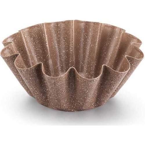 Korkmaz A 654 Granit Torta Çiçek Kek Kalıbı