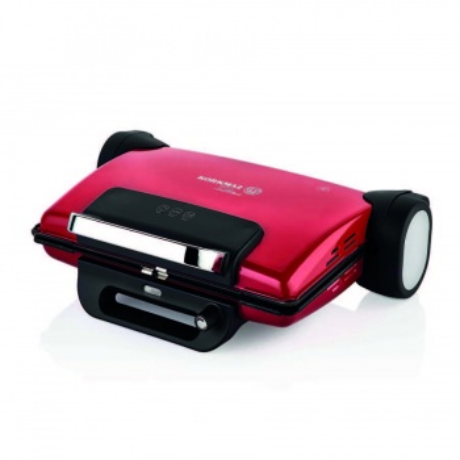Korkmaz Tostema Kırmızı Maxi Tost Makinesi A811-03