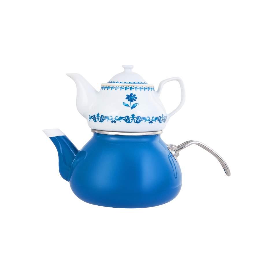 Karaca Mare Porselen Demlikli Çaydanlık